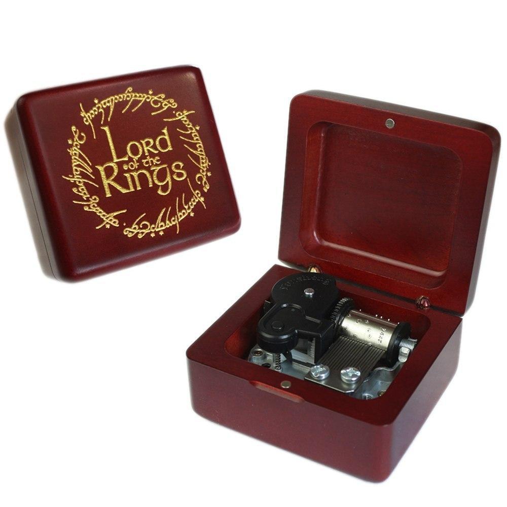 caja de musica el señor de los anillos
