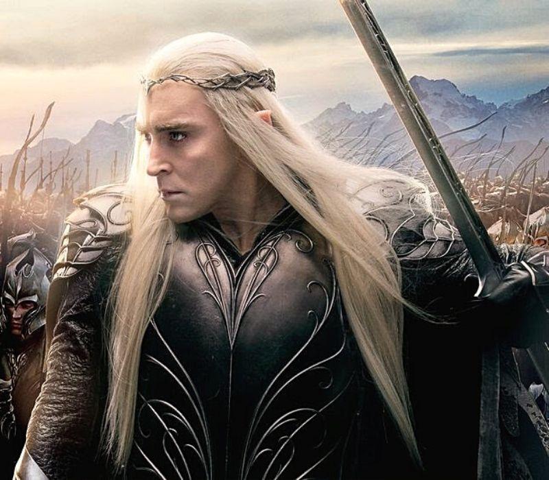 espada señor de los anillos