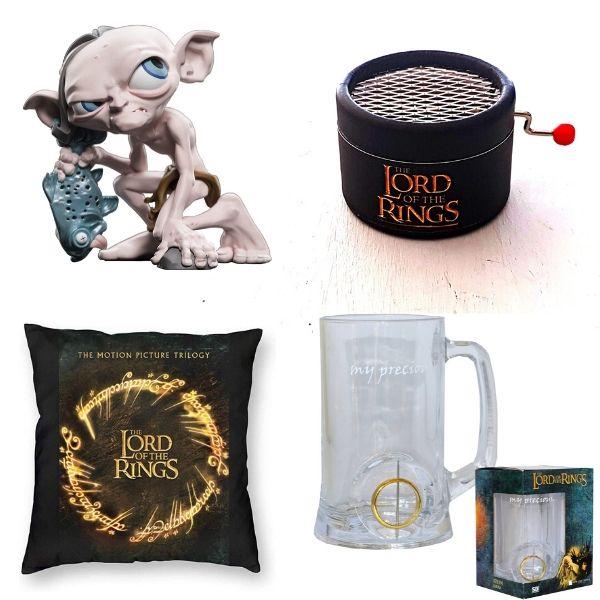 merchandising el señor de los anillos