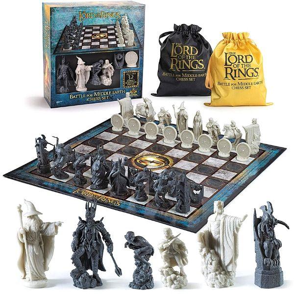 ajedrez el señor de los anillos