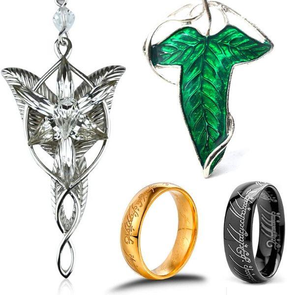 joyeria el señor de los anillos