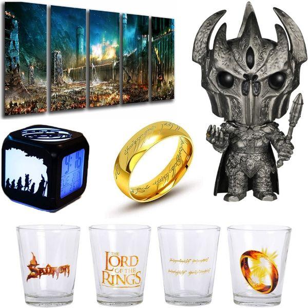 regalos del señor de los anillos